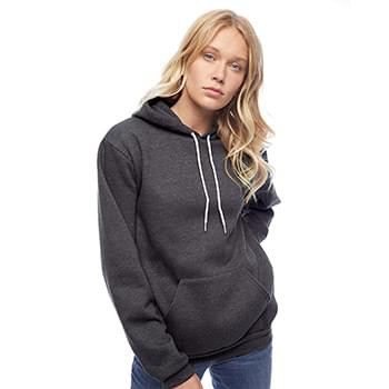 Unisex Flex Fleece Drop Shoulder Pullover Hooded Sweatshirt