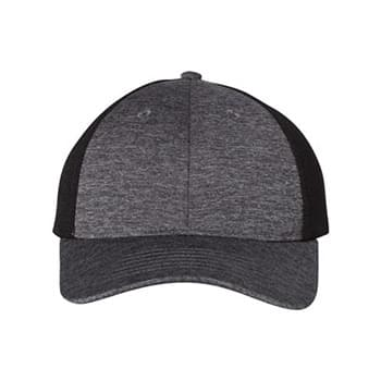 Shadow Tech Marled Mesh Back Cap