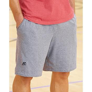 Essential Jersey Cotton Shorts with Pockets