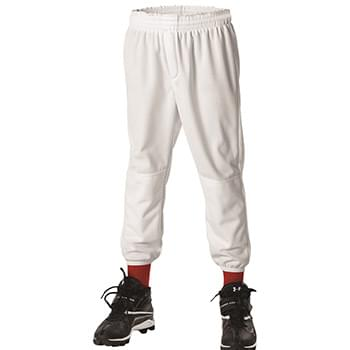 Youth Pull Up Baseball Pants