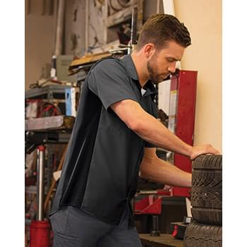 Performance Plus Short Sleeve Shirt with Oilblok Technology