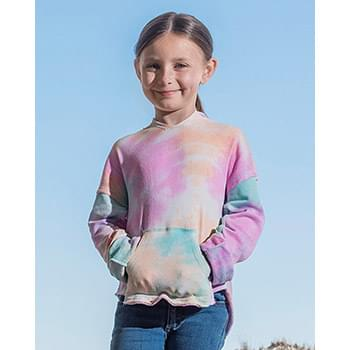Girls' Angel Terry Nora Pullover