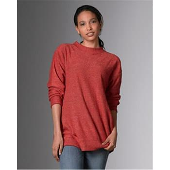 Women's Lyla Loop Fleece Mock-Neck