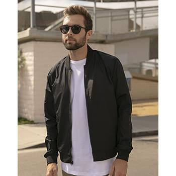 Independent Trading Co.® Custom Lightweight Bomber Jacket