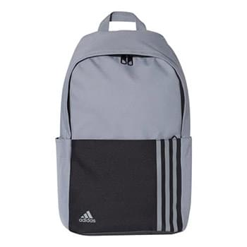 18L 3-Stripes Small Backpack