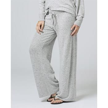 Women's Cuddle Fleece Wide Leg Pants