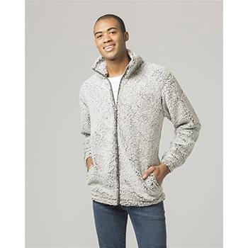Men's Full-Zip Sherpa