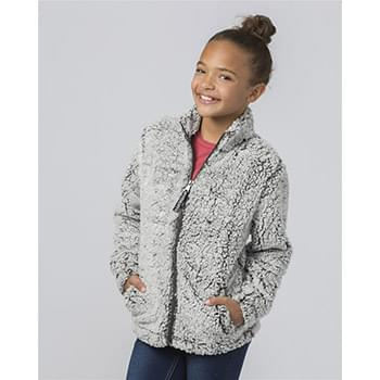Youth Full-Zip Sherpa