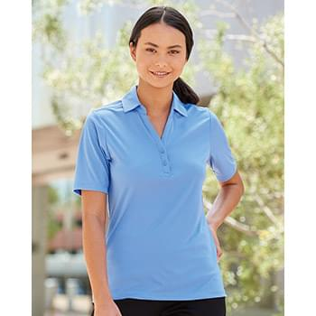 Women's Dynamic Y-Neck Sport Shirt