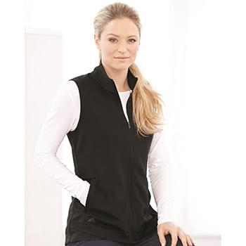 Women's Lifestyle Textured Full-Zip Vest