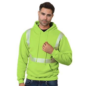 USA-Made High Visibility Hooded Pullover