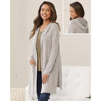Women's Cuddle Fleece Cardigan