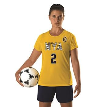 Women's Striker Soccer Jersey