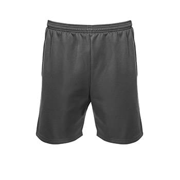 "Unisex Polyfleece 7"" Shorts"