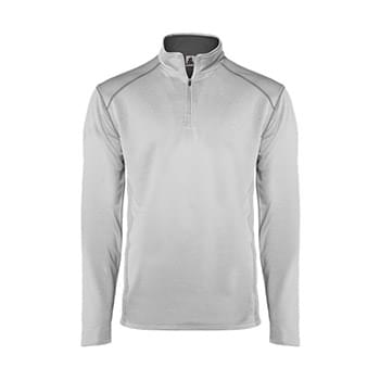 Money Mesh Quarter-Zip Pullover