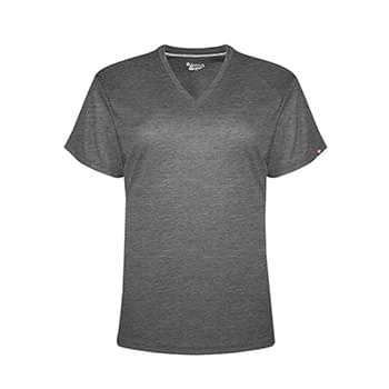 FitFlex Women's Performance V-Neck T-Shirt