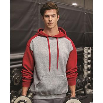 Sport Athletic Fleece Hooded Sweatshirt