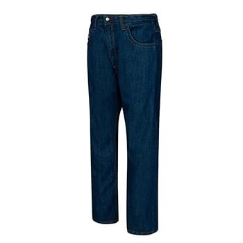 Men's Lightweight Relaxed Straight Fit Denim Jean - 11.75 oz. Denim Blend