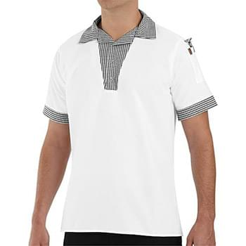 V-Neck Chef Shirt