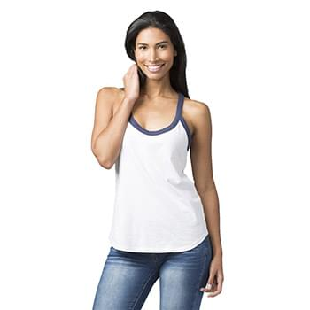 Women's Ringer Tank Top