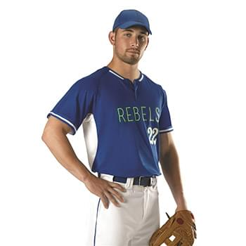 Two Button Baseball Jersey