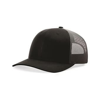 Printed Mesh-Back Trucker Cap