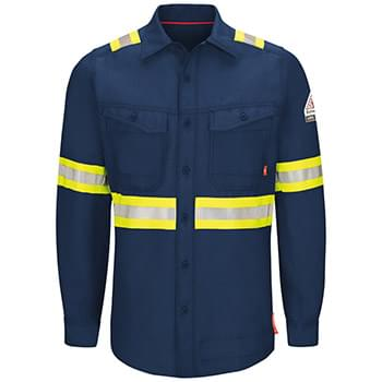 iQ Series® Endurance Enhanced Visibility Work Shirt Long Sizes