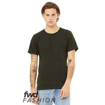 Fast Fashion Split Hem Tee