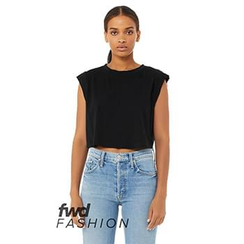 Fast Fashion Women's Festival Cropped Tank
