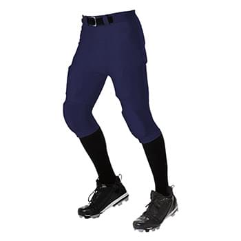No Fly Football Pants With Slotted Waist