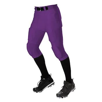 Youth No Fly Football Pants With Slotted Waist