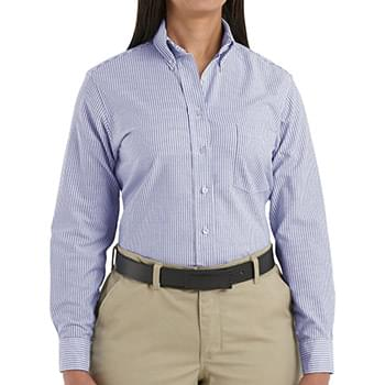 Women's Long Sleeve Executive Dress Shirt