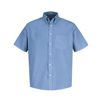 Easy Care Short Sleeve Dress Shirt - Long Sizes