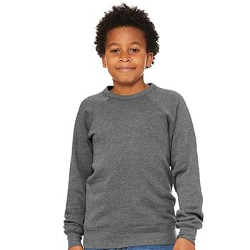 Youth Sponge Fleece Crewneck Sweatshirt