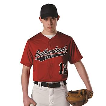Youth Dura Light Mesh Baseball Jersey