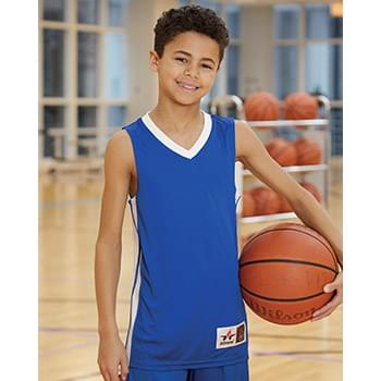 Youth Single Ply Basketball Jersey