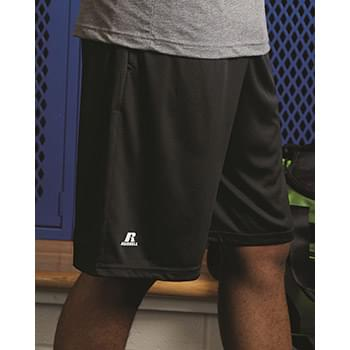 "Dri-Power® Essential 10"" Shorts with Pockets"