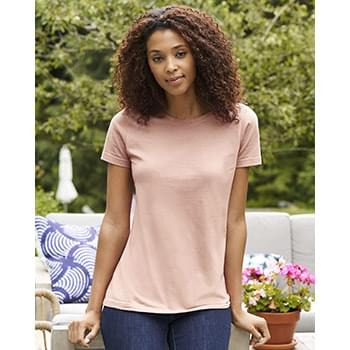 Softstyle Women's CVC T-Shirt