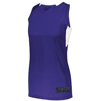 Women's Step-Back Basketball Jersey
