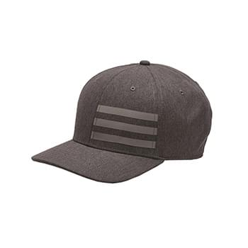 Bold 3-Stripes Cap