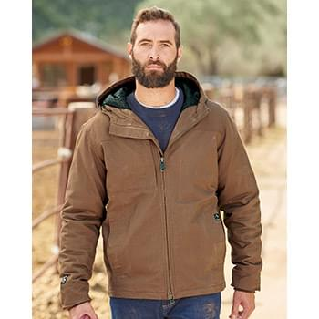 Yulon Flex Stretch Canvas Power Move Jacket