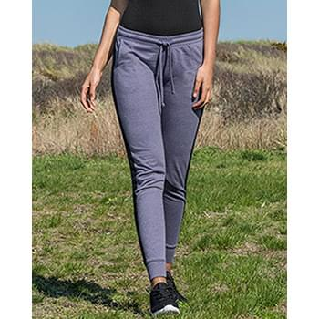Women's French Terry Side Stripe Joggers