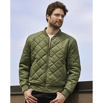 Heat Last Quilted Packable Bomber