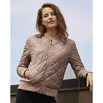Women's Heat Last Quilted Packable Bomber