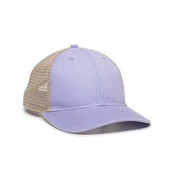 Ponytail Mesh-Back Cap