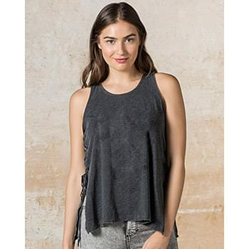 Women's Side Lace Tank Top