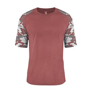 Youth Camo Sport Triblend T-Shirt