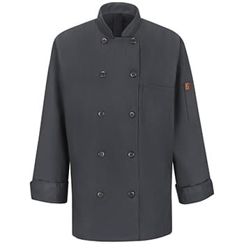 Women's Mimix™ Chef Coat with OilBlok