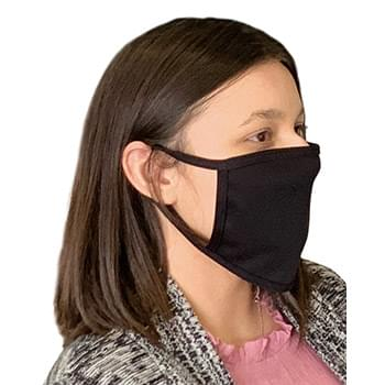 USA-Made 100% Cotton Face Mask