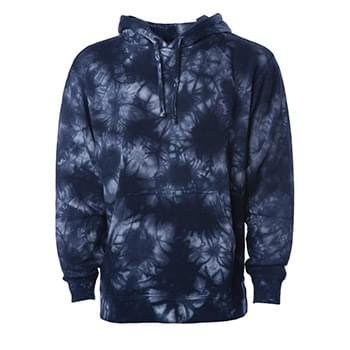 Midweight Tie-Dye Hooded Sweatshirt